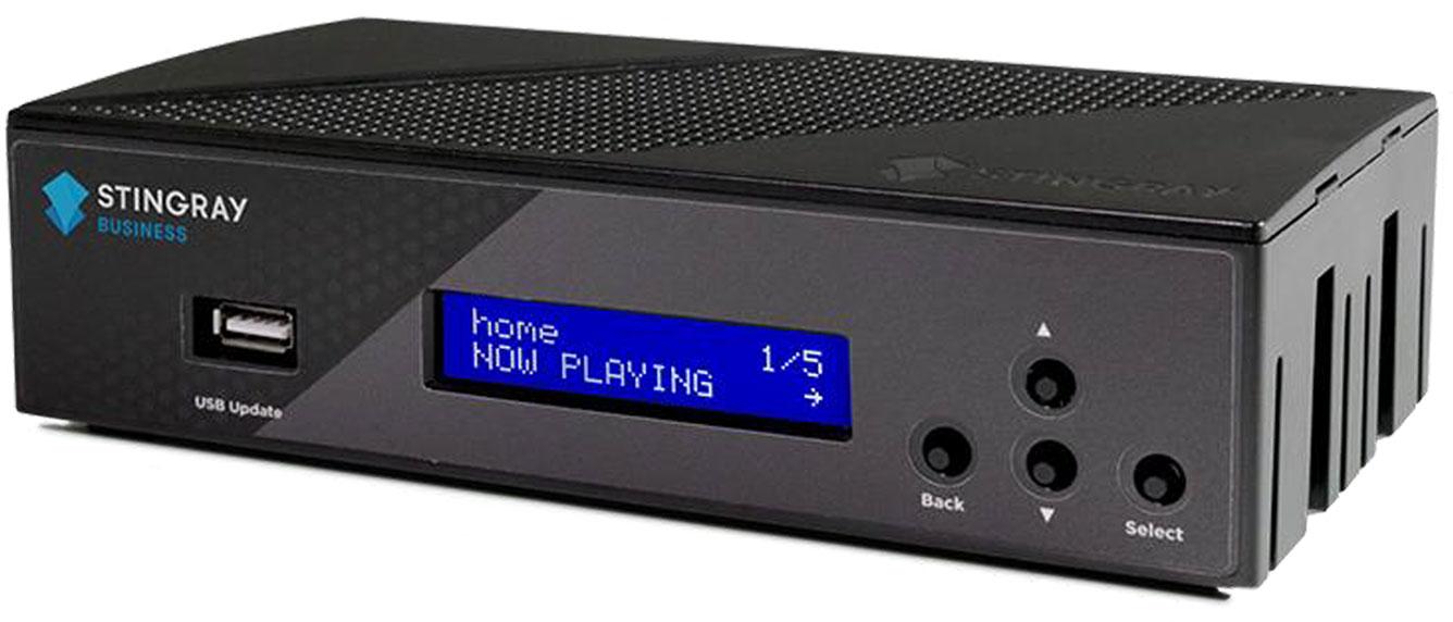 Hardware - SB3 Media Player